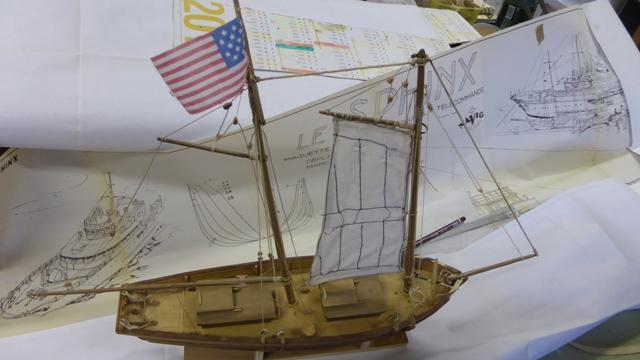 Garde côte US 1805