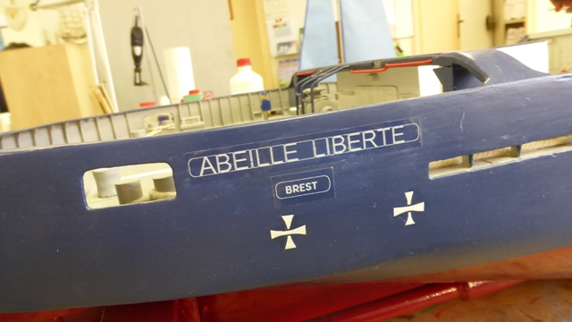 Abeille Liberté