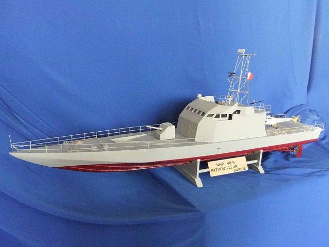 Patrouilleur rapide NHP48H